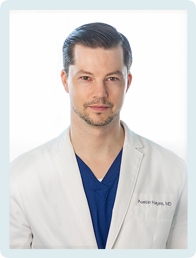 Dr. Austin G. Hayes - Washington Top Doc