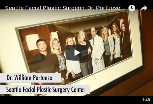 facial plastic surgery video